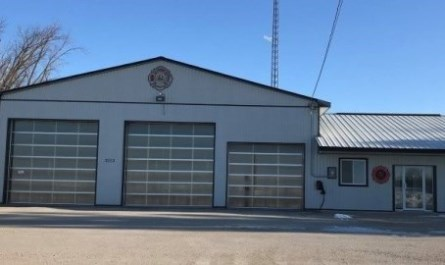Fire Department Building