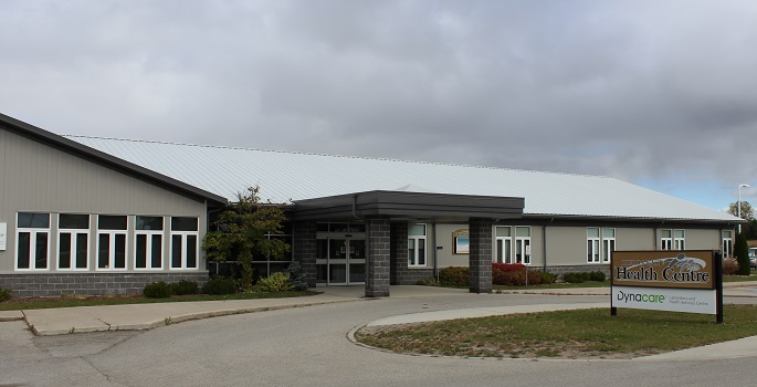 Huron East Health Centre Building  in Seaforth