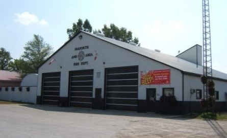 Seaforth Fire Department Building