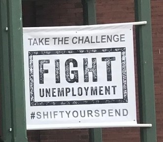 #SHIFTYOURSPEND